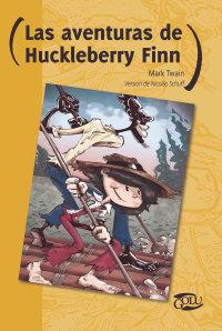 Portada Las aventuras de Huckleberry Finn