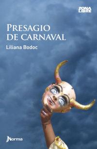 Portada Presagio de carnaval