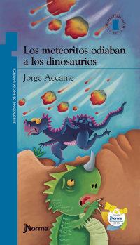 Portada Los meteoritos odiaban a los dinosaurios
