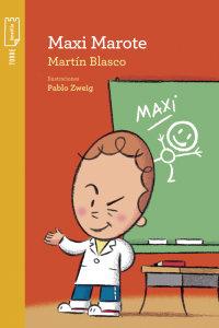 Portada Maxi Marote
