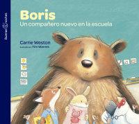 Portada Boris, un compañero nuevo en la escuela