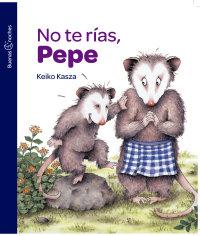 Portada No te rías, Pepe