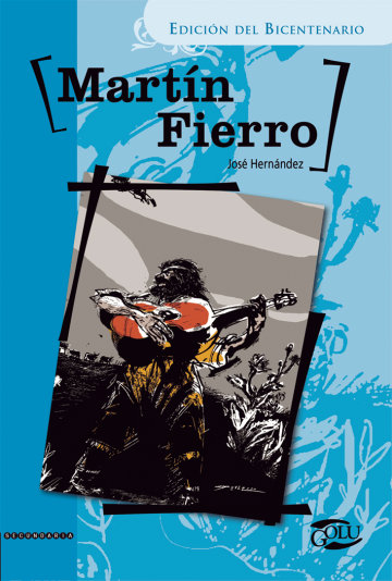 Portada Martín Fierro