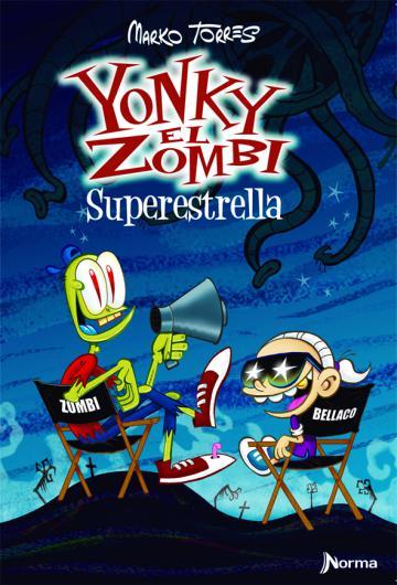 Portada Yonky, el zombi superestrella