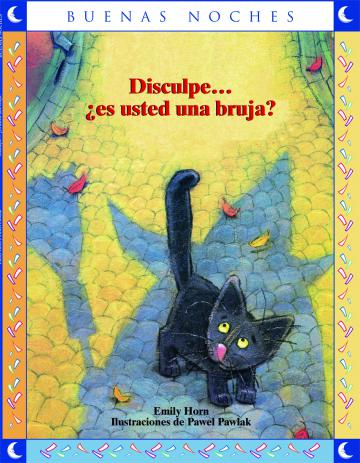 Portada Disculpe… ¿Es usted una bruja?
