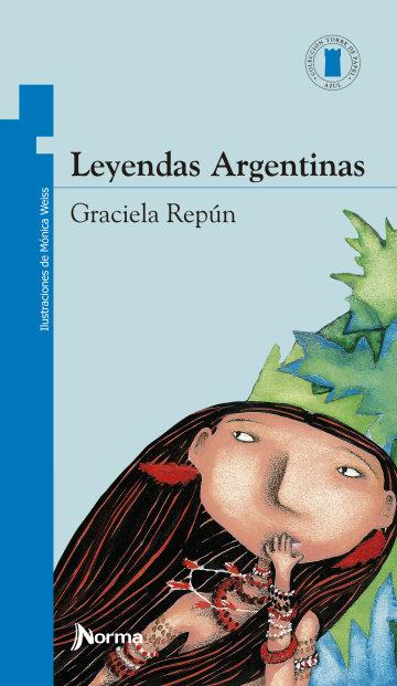 Portada Leyendas argentinas