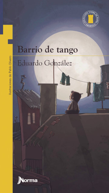 Portada Barrio de tango