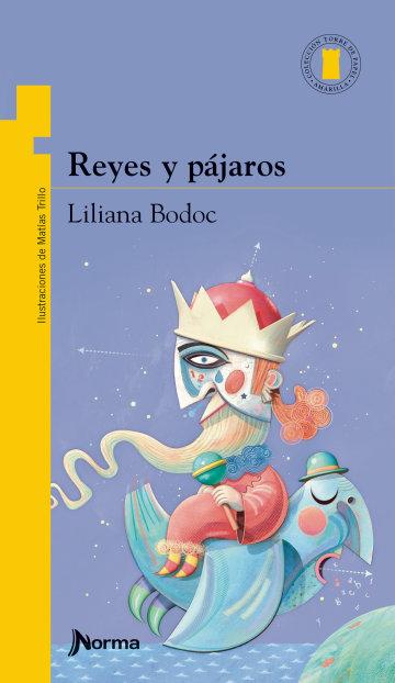 Portada Reyes y pájaros