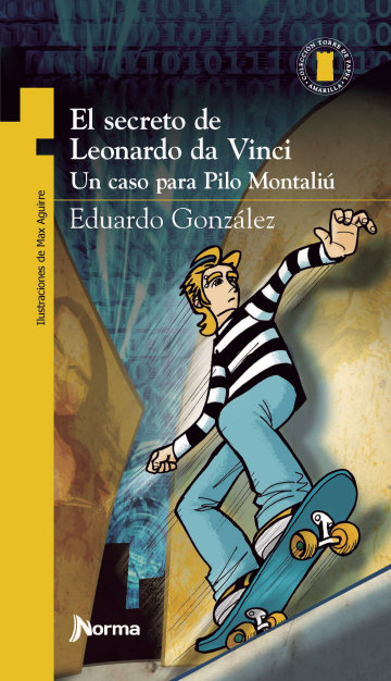 Portada El secreto de Leonardo Da Vinci