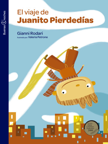 Portada El viaje de Juanito Pierdedías