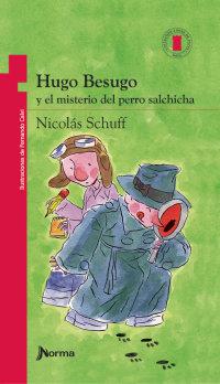 Portada Hugo Besugo y el misterio del perro salchicha