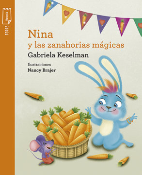 Portada Nina y las zanahorias mágicas
