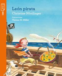 Portada León Pirata