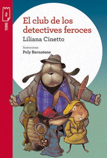Portada El club de los detectives feroces