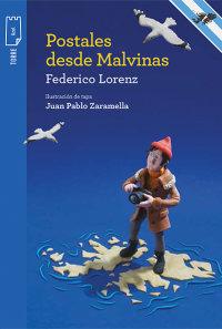 Portada Postales desde Malvinas