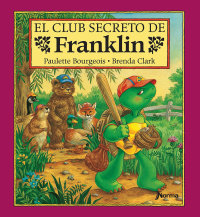 Portada El club secreto de Franklin