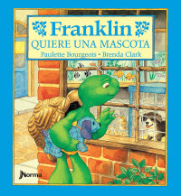 Portada Franklin quiere una mascota