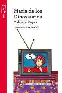 Portada María de los dinosaurios