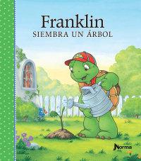 Portada Franklin siembra un árbol