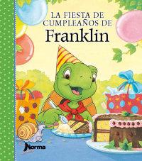 Portada La fiesta de cumpleaños de Franklin