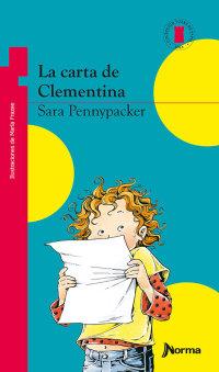 Portada La carta de Clementina