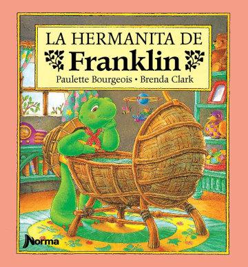 Portada La hermanita de Franklin
