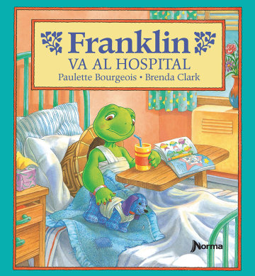 Portada Franklin va al hospital