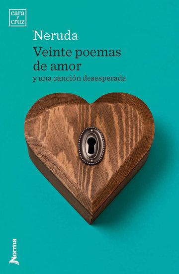 Portada Veinte poemas de amor
