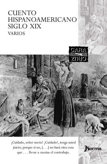 Portada Cuento Hispanoamericano Siglo XIX