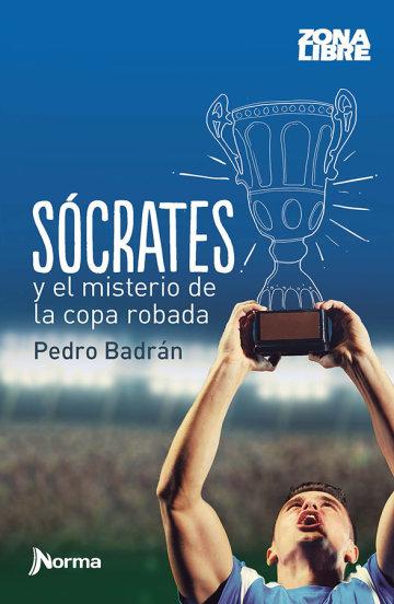 Portada Sócrates y el misterio de la copa robada