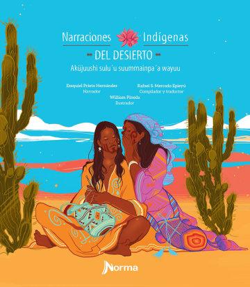 Portada Narraciones indígenas del desierto