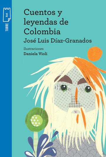 Portada Cuentos y leyendas de Colombia
