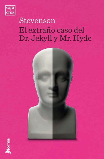 Portada El extraño caso del Dr Jekyll  y Mr Hyde