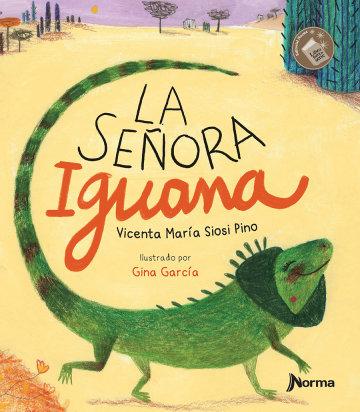 Portada La señora iguana