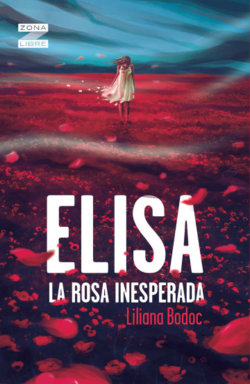 Portada Elisa. La rosa inesperada