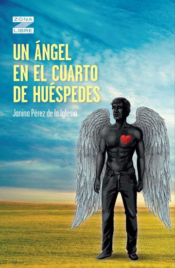 Portada Un ángel en el cuarto de huéspedes