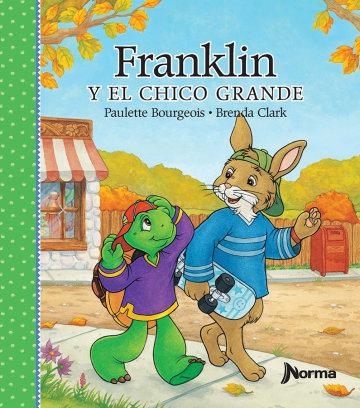 Portada Franklin y el chico grande
