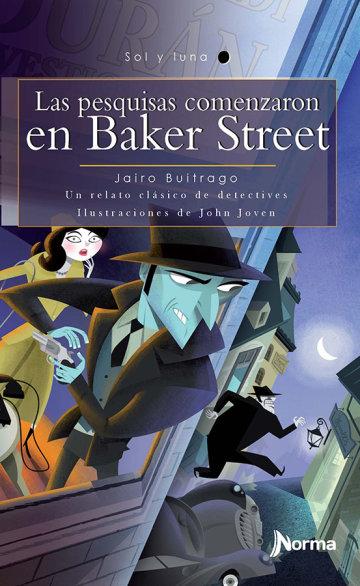 Portada Las pesquisas comenzaron en Baker Street