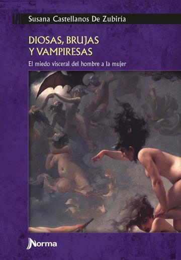 Portada Diosas, brujas y vampiresas