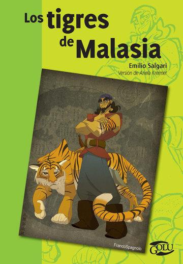 Portada Los tigres de Malasia