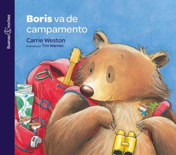 Portada Boris va de campamento
