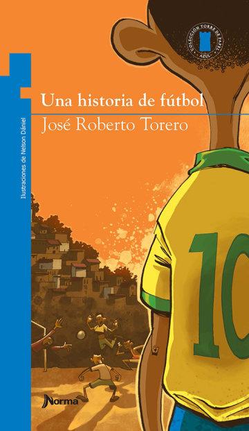 Portada Una historia de fútbol