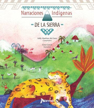 Portada Narraciones indígenas de la Sierra