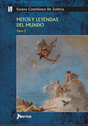 Portada Mitos y leyendas del mundo. Tomo II