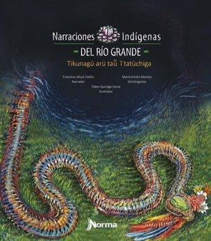 Portada Narraciones indígenas DEL RÍO GRANDE