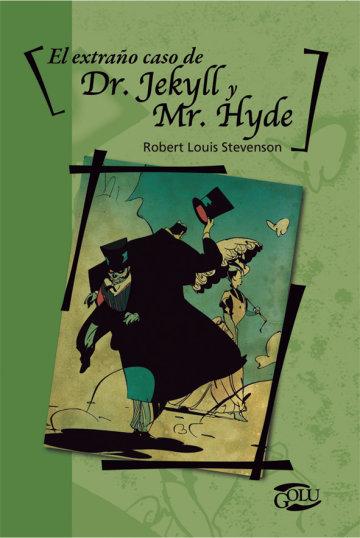Portada El extraño caso de Dr. Jekyll y Mr. Hyde