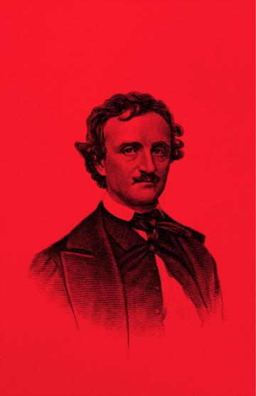 Foto de Edgar Allan Poe