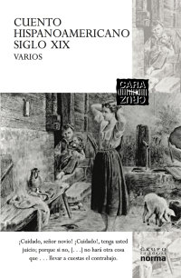 Portada Cuentos hispanoamericano siglo XIX