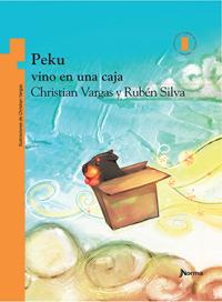 Portada Peku vino en una caja