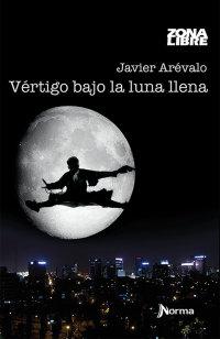 Portada Vértigo bajo la luna llena